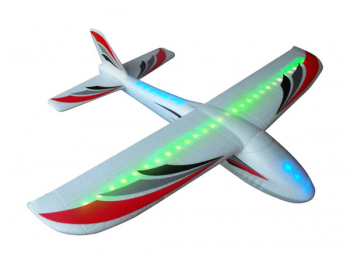 Lightning Hand-Launched LED Glider