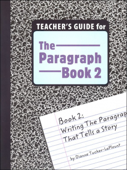 Paragraph Book 2 Teacher's Guide