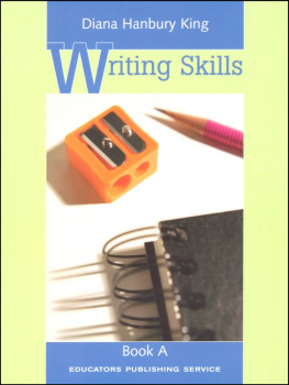Writing Skills Book A