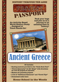 History Through the Ages Project Passport: Ancient Greece CD