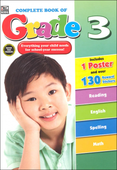 Complete Book of Grade 3