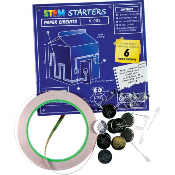 Paper Circuits (Stem Starter Kit)