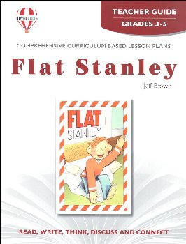 Flat Stanley Teacher Guide