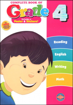 Complete Book of Grade 4