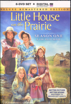 Little House on the Prairie Season 1 DVD