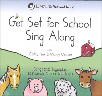 Get Set for School Sing Along CD