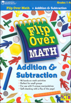 Flip Over Math Addition & Subtraction