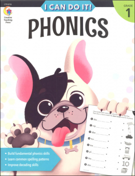 Phonics Fun: First Grade (Stick Kids Workbooks)