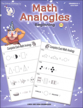Math Analogies - Beginning