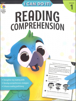 I Can Do It! Reading Comprehension