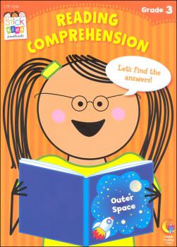 Reading Comprehension: Third Grade (Stick Kids Workbooks)