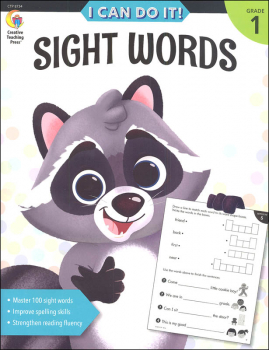 Sight Words: First Grade (Stick Kids Workbooks)