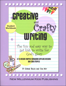 Creative and Crafty Writing Student Book