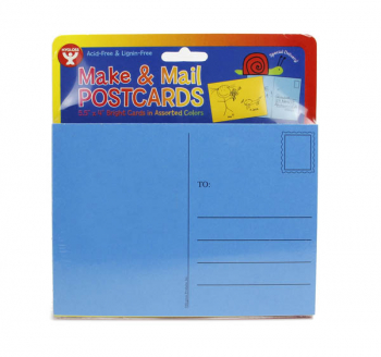 Make & Mail Blank Postcards - Package of 25