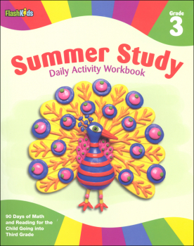 Summer Study: Daily Activities Workbook Gr.3