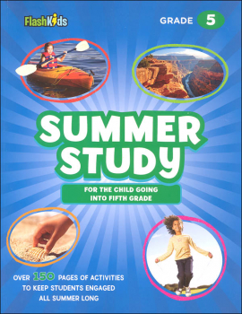 Summer Study: For Child Going into 5th Grade