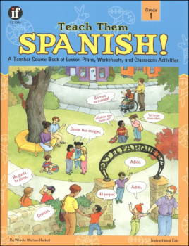 Teach Them Spanish! Grade 1