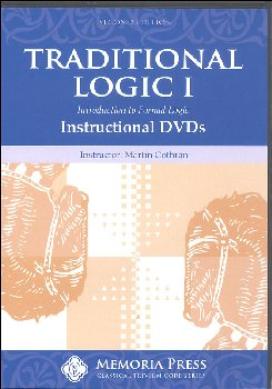 Traditional Logic I DVDs, Second Edition