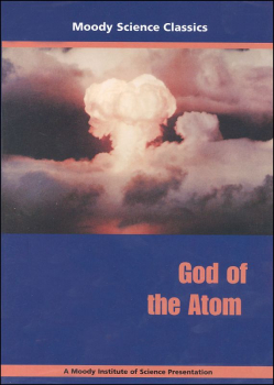 God of the Atom (Moody Sci Classics) DVD