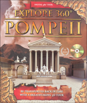 Explore 360* Pompeii Book & CD-ROM