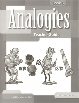 Analogies Book B Teacher