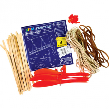 Zip-Line Racers (Stem Starter Kit)