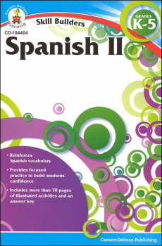 Spanish II Skill Builders
