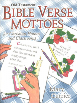 Old Testament Bible Verse Mottoes