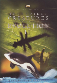 Incredible Creatures that Defy Evolution Vol. 2 DVD