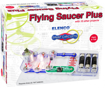 Flying Saucer Plus Kit