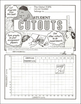 Global TOPS Student Cutout Booklet