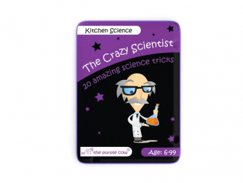 Kitchen Science Activity Cards (The Crazy Scientist)
