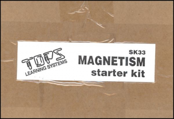 Magnetism Acty Sheet Starter Kit (no book)