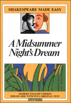 Midsummer Night's Dream (Shakespeare Made Easy)