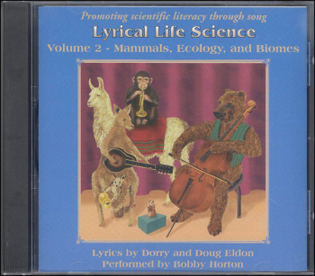 Lyrical Life Science Volume 2 CD only