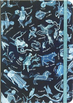 Constellations Small Format Journal