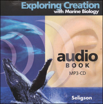 Exploring Creation w/ Marine Biology MP3 CD