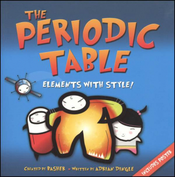 Periodic Table: Elements with Style! Basher S