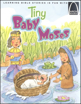 Tiny Baby Moses (Arch Book)