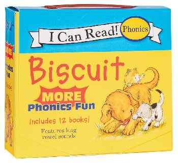 Biscuit: More Phonics Fun (My First I Can Read)