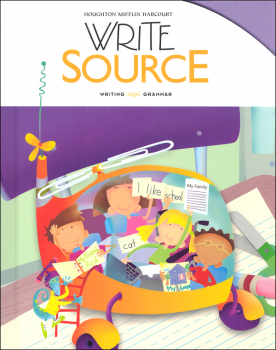 Write Source (2012 Edition) Grade 1 Student Edition