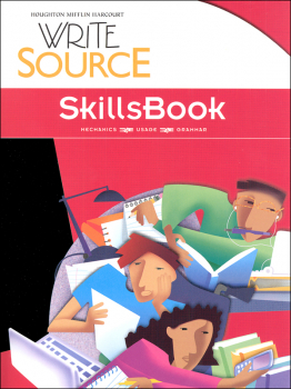 Write Source (2012 Edition) Grade 10 SkillsBook Student