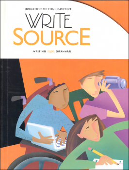 Write Source (2012 Edition) Grade 11 Student Edition