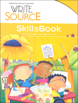 Write Source (2012 Edition) Grade 2 SkillsBook Student