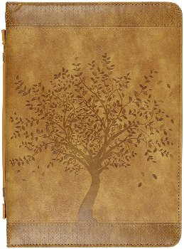 Tree of Life Large Size Bible Cover