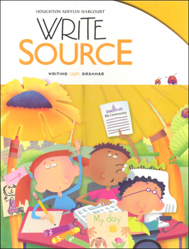 Write Source (2012 Edition) Grade 2 Student Edition