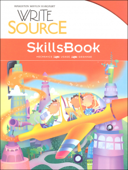Write Source (2012 Edition) Grade 3 SkillsBook Student