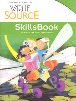 Write Source (2012 Edition) Grade 4 SkillsBook Student