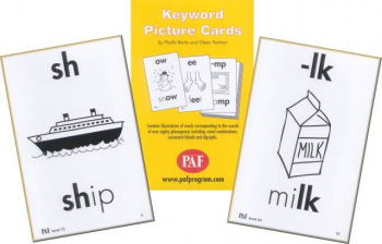 Key Word Picture Cards