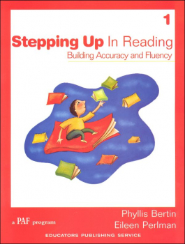 Stepping Up in Reading 1